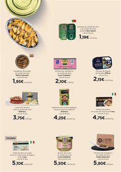 Ofertas de Bonito  en el folleto de Hipercor en Alcalá de Henares