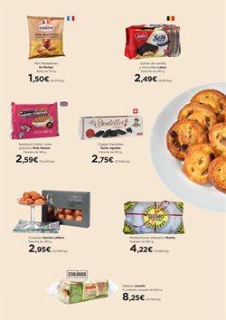 Ofertas de Sobaos  en el folleto de Hipercor en Sevilla