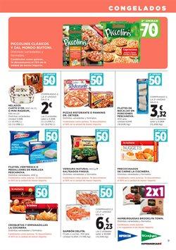 Ofertas de Pizza congelada  en el folleto de Hipercor en Oviedo