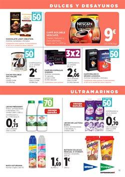 Ofertas de Cola Cao  en el folleto de Hipercor en Jerez de la Frontera