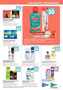 Ofertas de Gel de baño  en el folleto de Hipercor en Coslada