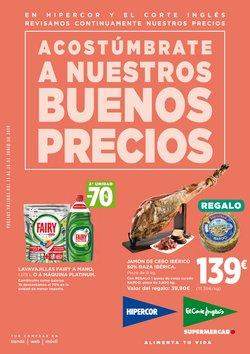 Ofertas de Hipercor  en el folleto de Algeciras