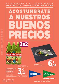 Ofertas de Hipercor  en el folleto de Leganés