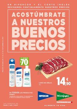 Ofertas de Hipercor  en el folleto de Molina de Segura