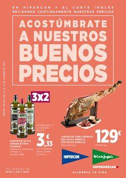 Ofertas de Hipercor  en el folleto de Huelva