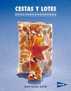 Ofertas de Hipercor  en el folleto de Mijas