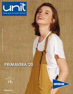 Catálogo Hipercor en Xirivella ( 29 días más )