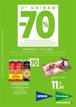Catálogo Hipercor en Alicante ( 9 días más )