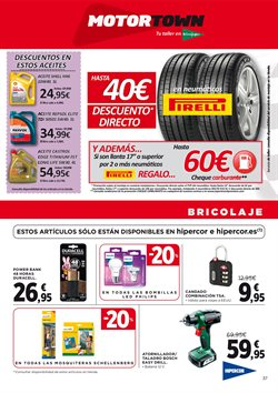Catálogo Hipercor en Alicante ( Caduca mañana )