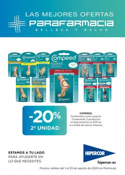 Catálogo Hipercor en Paterna ( 9 días más )