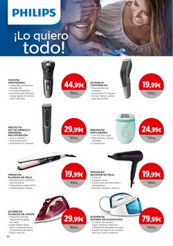 Ofertas de Afeitadora en Hipercor