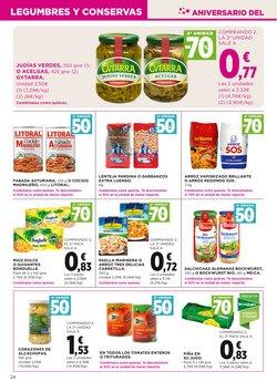 Ofertas de Arroz tres delicias en Hipercor