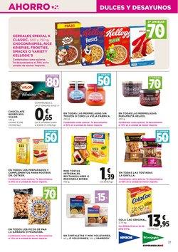 Ofertas de Cereales integrales en Hipercor
