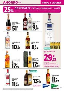 Ofertas de Scotch en Hipercor