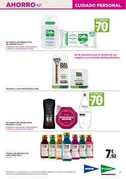 Ofertas de Gillette en Hipercor