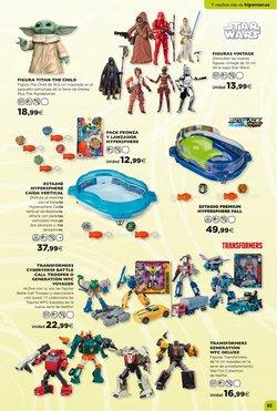 Ofertas de Juegos Transformers en Hipercor