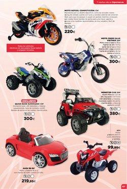 Ofertas de Modelos de coche en Hipercor