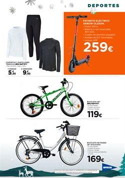 Ofertas de Bicicleta de paseo en Hipercor