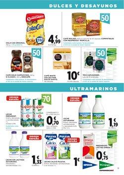 Ofertas de Nespresso en el catálogo de Hipercor ( Publicado ayer)