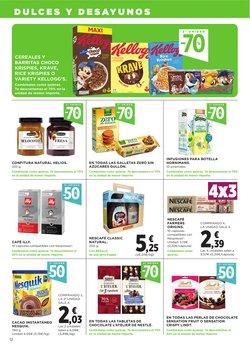 Ofertas de Nescafé en el catálogo de Hipercor ( 11 días más)