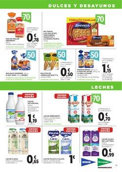 Ofertas de Puleva en el catálogo de Hipercor ( Publicado hoy)