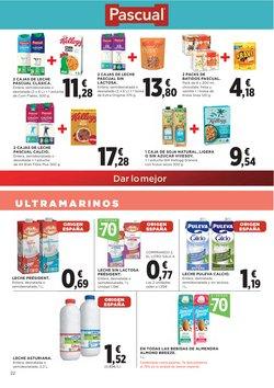 Ofertas de Puleva en el catálogo de Hipercor ( 11 días más)