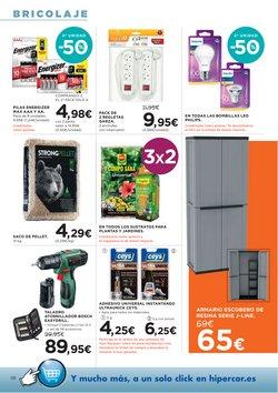 Ofertas de Bosch en el catálogo de Hipercor ( 11 días más)