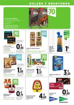 Ofertas de Nespresso en el catálogo de Hipercor ( 9 días más)