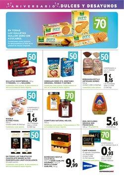Ofertas de Nespresso en el catálogo de Hipercor ( 7 días más)