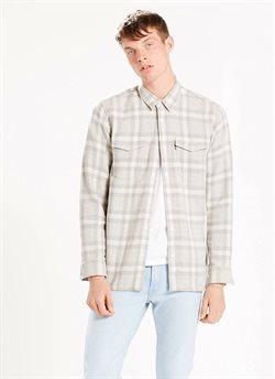 Ofertas de Camisa hombre  en el folleto de Levi's en Fuenlabrada
