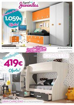 Dormitorios juveniles muebles rey best mueble muebles for Ofertas muebles rey zaragoza