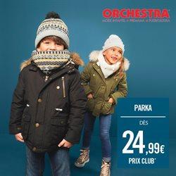 Ofertas de Orchestra  en el folleto de Manresa