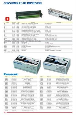 Ofertas de Panasonic  en el folleto de Calipage en Alcalá de Henares