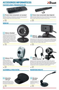 Ofertas de Micrófono  en el folleto de Calipage en Madrid
