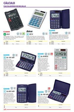 Ofertas de Calculadora científica  en el folleto de Calipage en Madrid