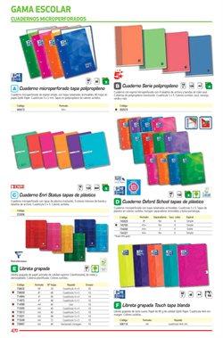 Comprar libreta en alfafar ofertas y descuentos for Makro asturias catalogo