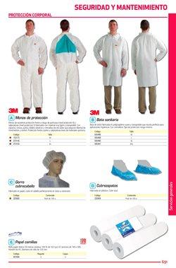 Ofertas de Ropa de trabajo  en el folleto de Calipage en Málaga