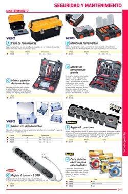 Ofertas de Maletín de herramientas  en el folleto de Calipage en Ourense