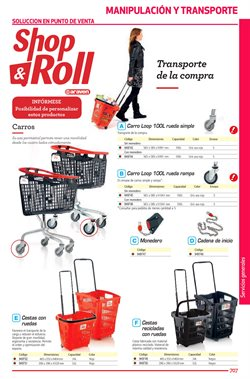 Ofertas de Monedero  en el folleto de Calipage en Madrid
