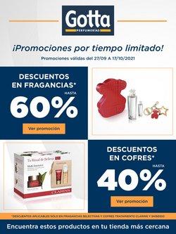 Ofertas de Ocio en el catálogo de Gotta Perfumeries ( Caduca hoy)