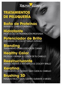 Ofertas de Marco Aldany  en el folleto de Zaragoza