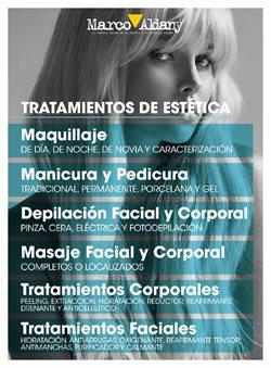 Ofertas de Marco Aldany  en el folleto de Sevilla