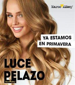 Ofertas de Marco Aldany  en el folleto de León