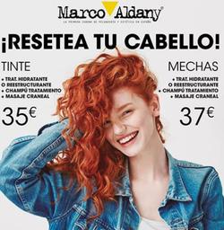 Ofertas de Perfumerías y belleza  en el folleto de Marco Aldany en Ávila