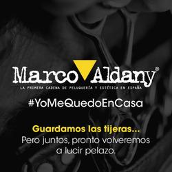 Cupón Marco Aldany en Fuenlabrada ( 7 días más )