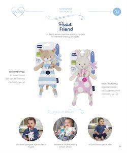 Ofertas de Peluche  en el folleto de Chicco en Madrid