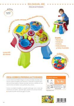 Ofertas de Juegos educativos  en el folleto de Chicco en Madrid