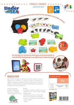 Ofertas de Juegos de mesa  en el folleto de Chicco en Madrid