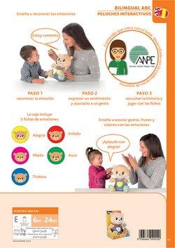 Ofertas de Juegos de mesa infantiles en Chicco