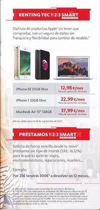 Ofertas de Tarifas móvil  en el folleto de Banco Santander en Sanlúcar de Barrameda
